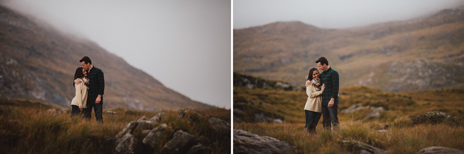connemara mountains wedding