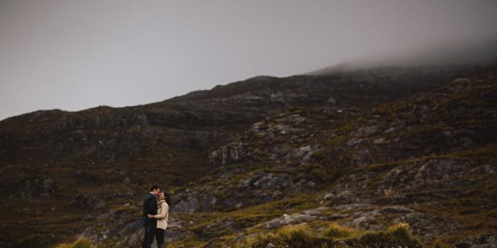 Connemara Wedding Anniversary Shoot | Kayla & Brendon