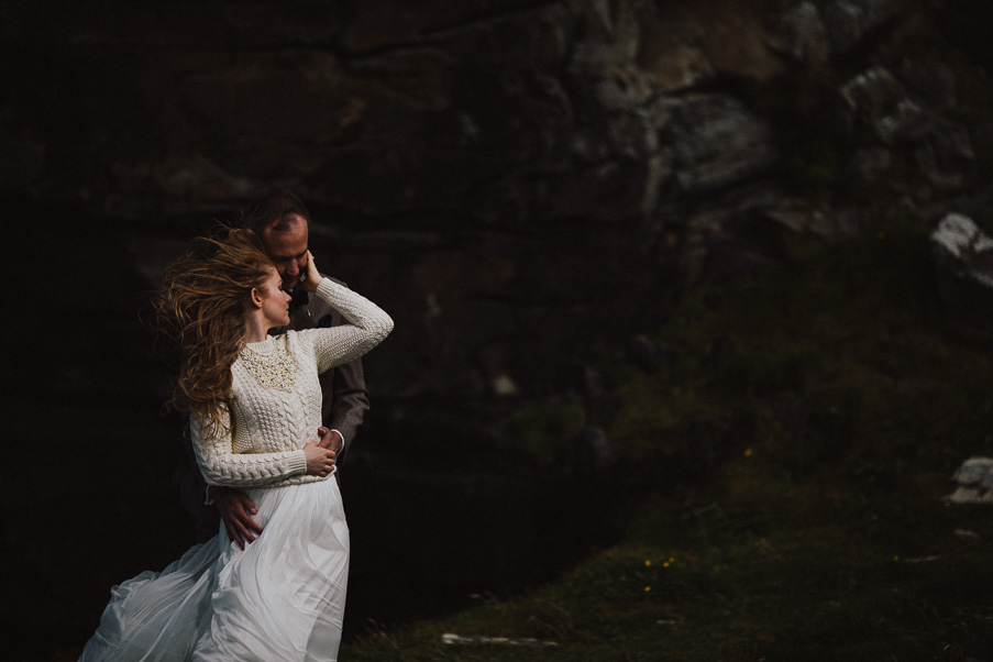irish wedding elopement