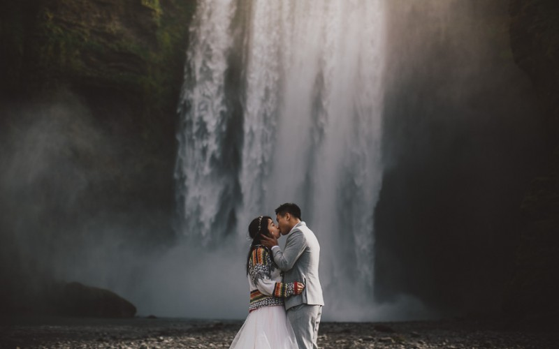 Iceland Engagement | Ella & Swing
