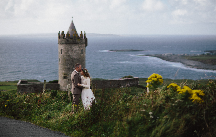 doolin wedding photographer