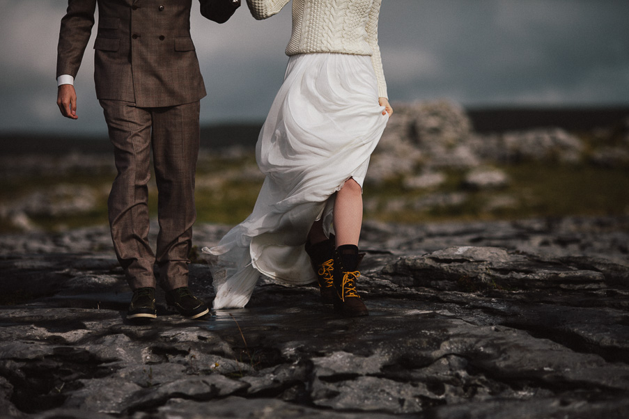 unique wedding photography ireland