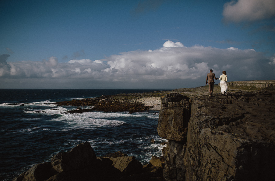 west coast of ireland wedding