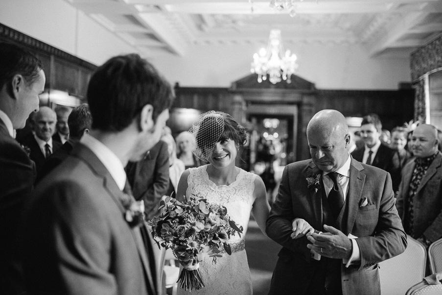 documentary style wedding photographers