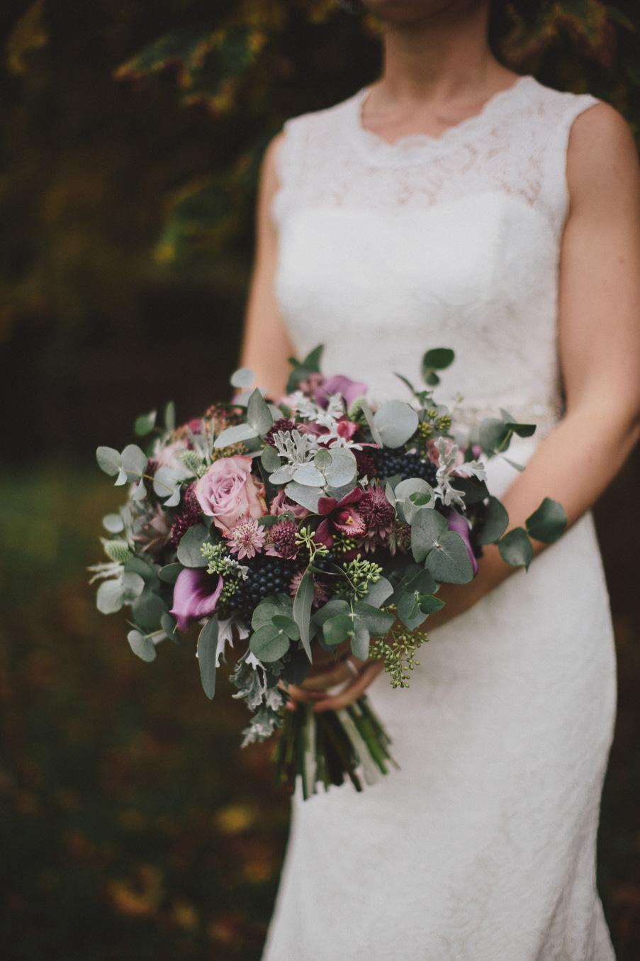 chic irish weddings