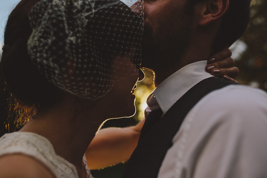 summer irish wedding