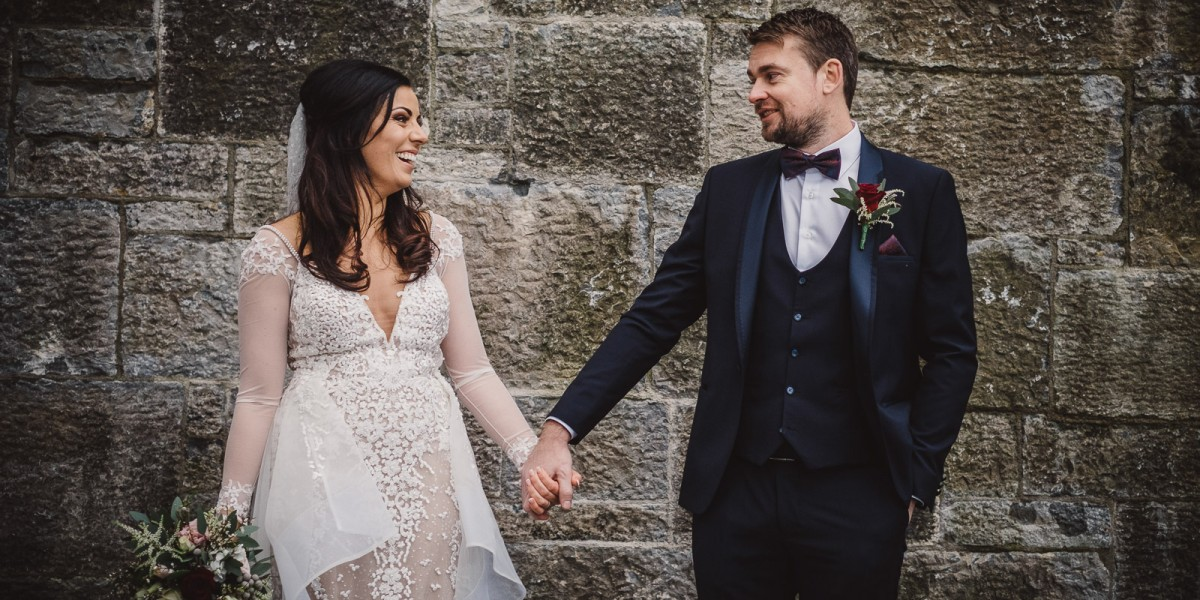 Adare Manor Wedding | Michelle & Jonathan