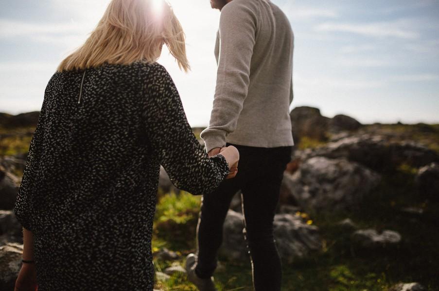 Anniversary Adventure on the Wild Atlantic Way | Erika & Dave