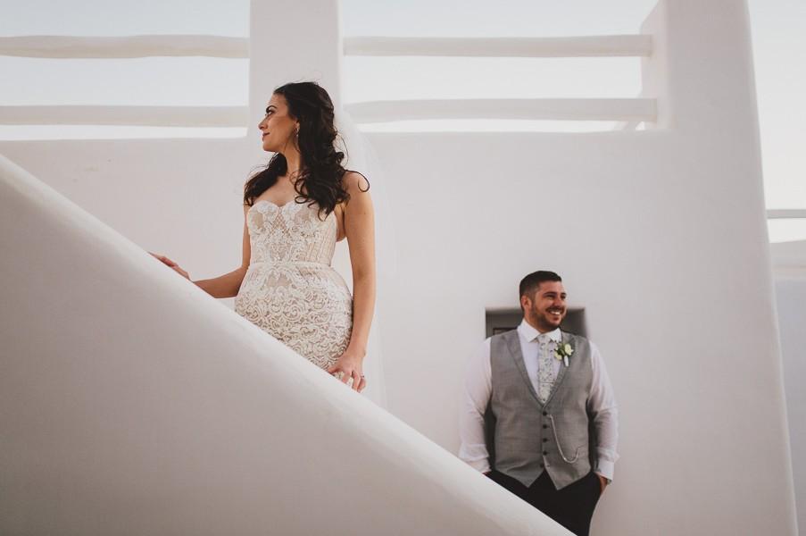 Mykonos Greece Wedding | Emily & Sam