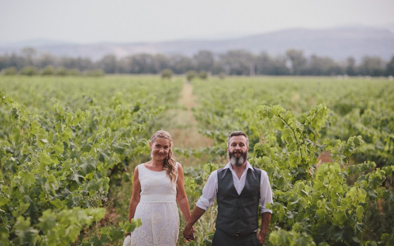 South of France Wedding | Saara & Mike