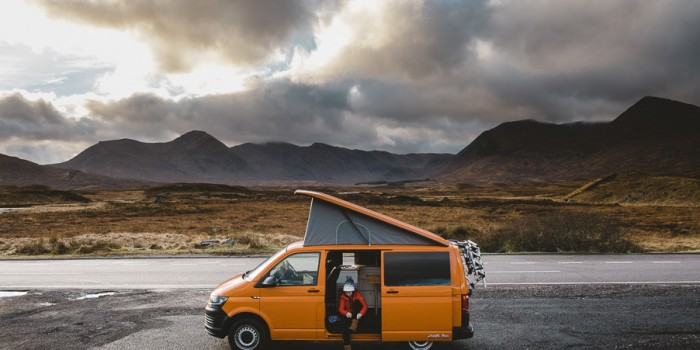 An Adventure around the Isle of Skye, Scotland