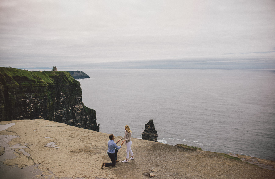 cliffs of moher wedding ireland