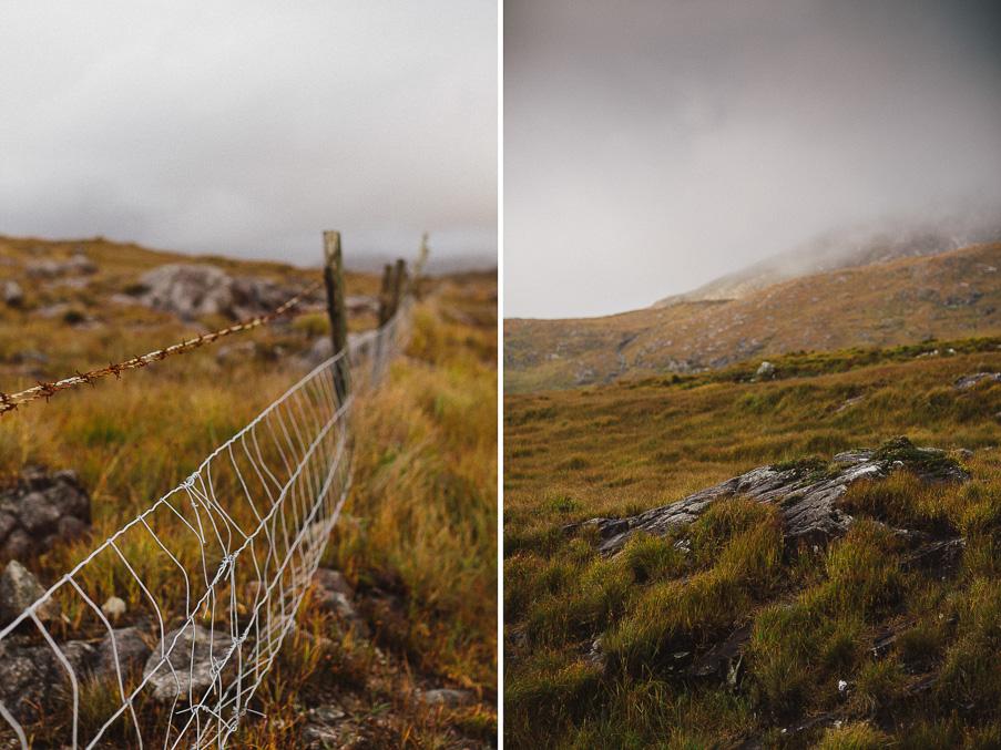 the galway mountains connemara