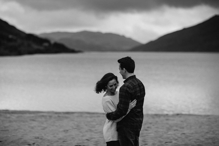 lake wedding galway