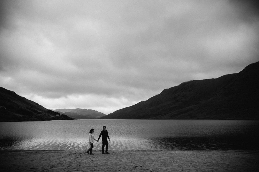 lake wedding in galway