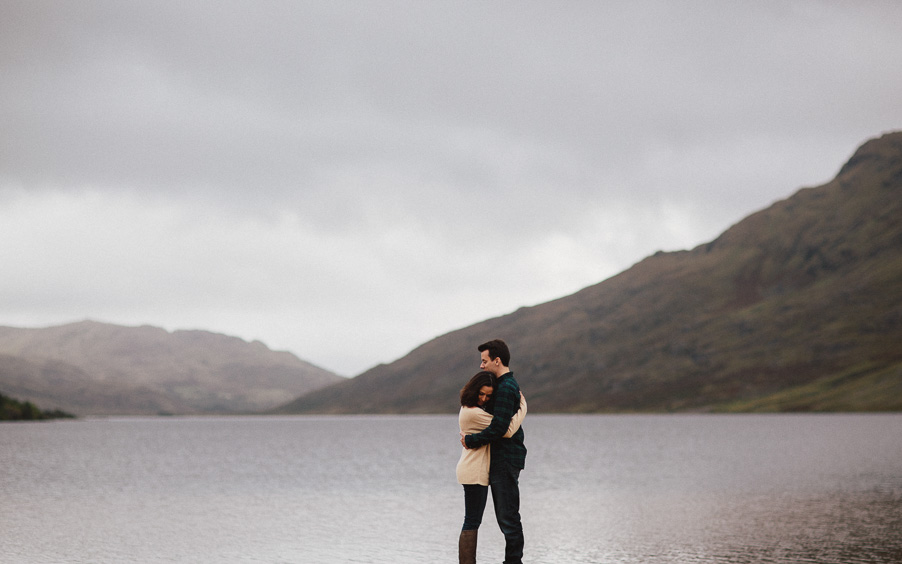 lakeside engagement wedding