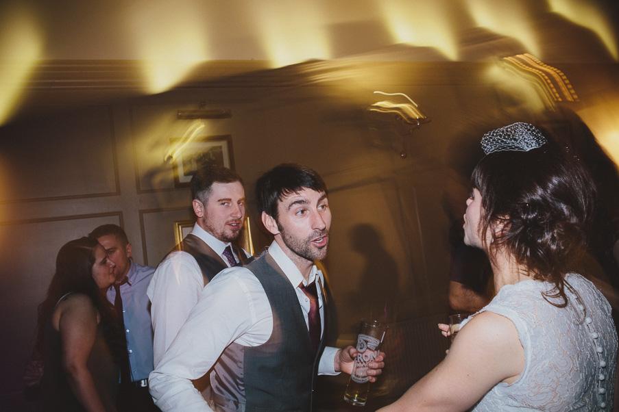 wedding in hotel doolin