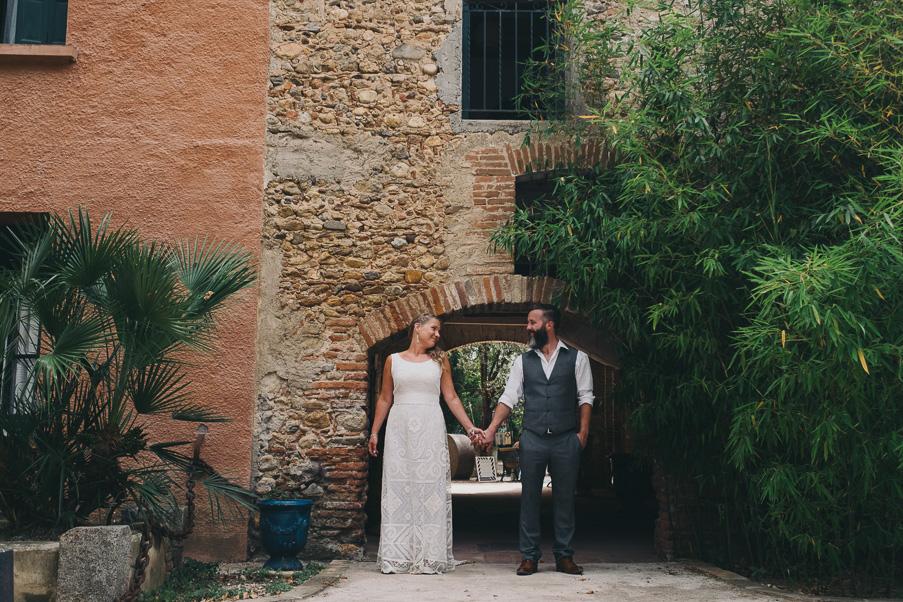irish wedding in france